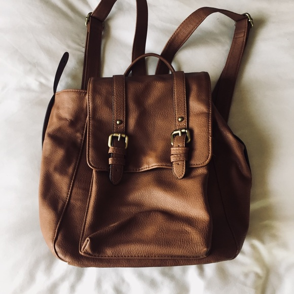 41f084c48306 Merona Faux Leather Mini Backpack. M 5a5e6d2c6bf5a6b3248db924